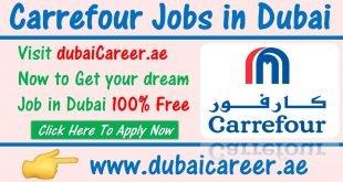 Carrefour Jobs in Dubai