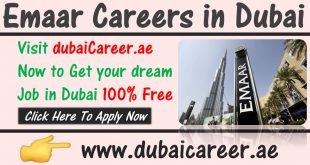 Emaar careers in Dubai