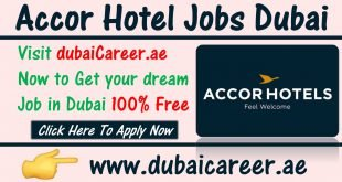 Accor Hotel Jobs in Dubai